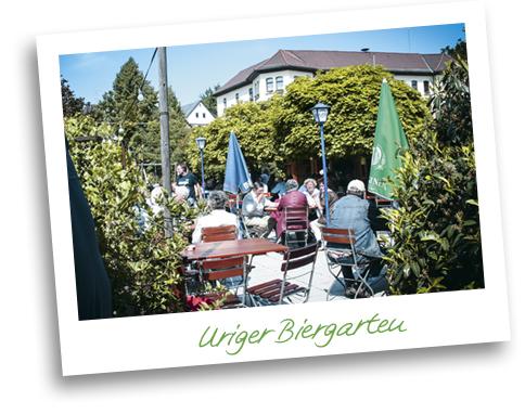 Uriger Biergarten